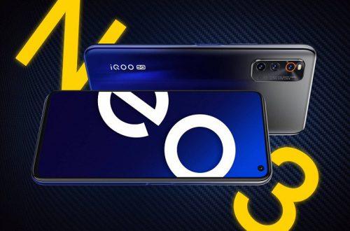 Флагман с экраном 144 ГЦ за 380 долларов поступил в продажу. iQOO Neo3 уже можно купить в Китае
