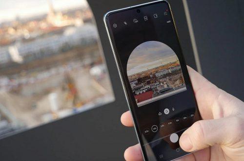 В смартфонах Samsung Galaxy S20 есть скрытый режим работы экрана с частотой 96 Гц