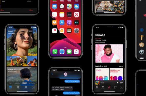 Разработка iOS 13 прекращена. Apple переключилась на iOS 14