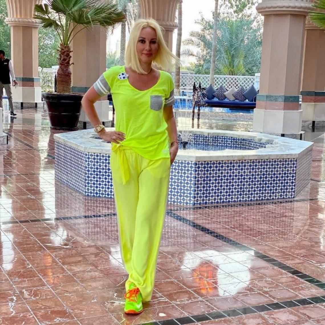 Лера Кудрявцева с грустью признала, что сильно поправилась