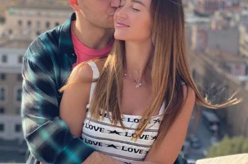 Ольга Бузова беременна от Давида Манукяна, блогер позвал телеведущую замуж (фото)
