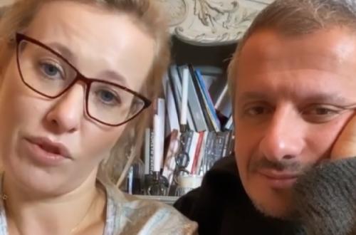 """""""Застрелила Иуду"""": Ксения Собчак наказала мужа, не желающего сидеть дома"""