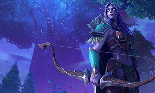 Черные эльфы взбесили фанатов World of Warcraft