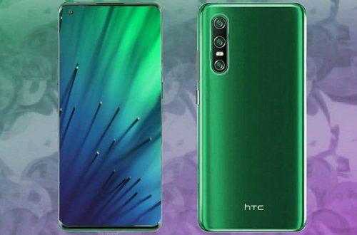 Скучали по смартфонам HTC? Первые детали об HTC Desire 20 Pro