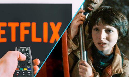 Сколько минут потребуется, чтобы посмотреть весь Netflix