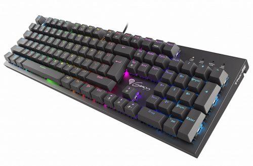 В механической клавиатуре Genesis Gaming Thor 300 RGB используются переключатели Outemu Brown
