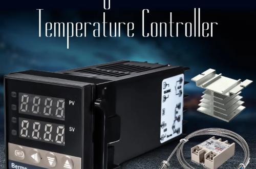 Цифровой контроллер температуры REX-C100. $11.69