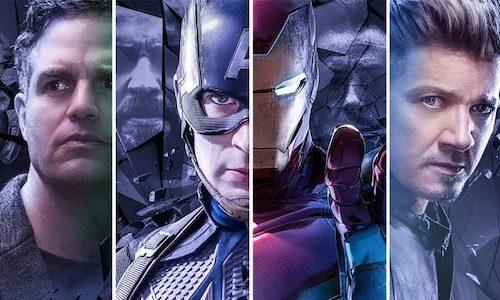 Роберт Дауни мл встретился с Мстителями недавно