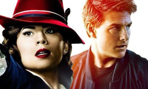Раскрыты детали персонажа актрисы Marvel Хейли Этвелл в «Миссии невыполнима 7»