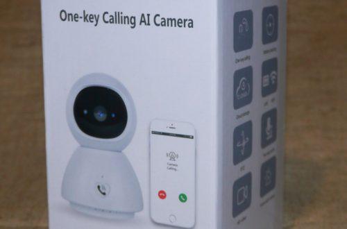 SHIWOJIA IL-HIP288-2M-AI - 1080p wifi камера видеонаблюдения.