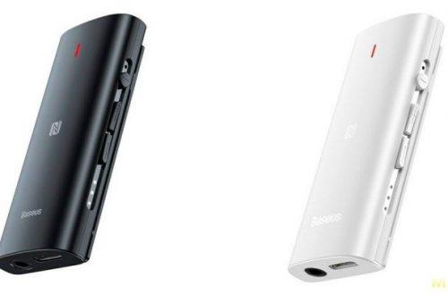 Baseus BA03 | компактный Bluetooth приемник