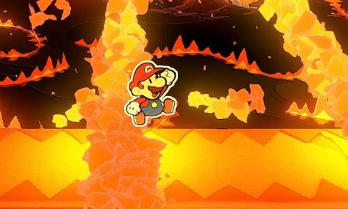 Трейлер и дата выхода Paper Mario: The Origami King для Switch