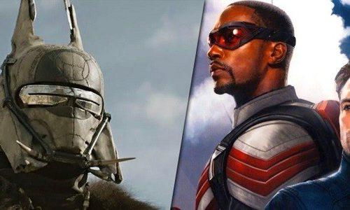 У звезды «Звездных войн» секретная роль в шоу «Сокол и Зимний солдат»