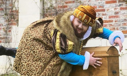 «Пухляш» из клипа Little Big сыграл в новом сериале «ЧУМА!»
