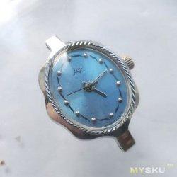 """Женские часы """"Луч"""" на калибре Луч 1809. Из цикла """"Малоизвестные калибры"""""""