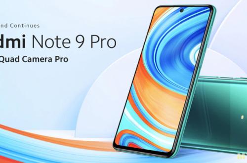 Redmi Note 9 Pro 6/128ГБ за 239$