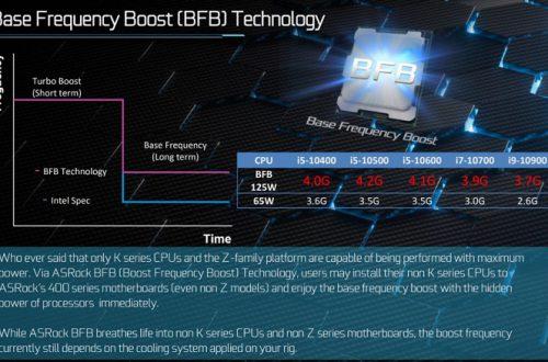 Счастье на улице поклонников Intel. Системные платы ASRock позволят разгонять любые процессоры Comet Lake