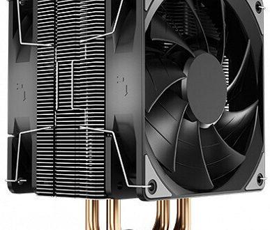 Система охлаждения Deepcool Gammaxx 400 EX весит 930 г