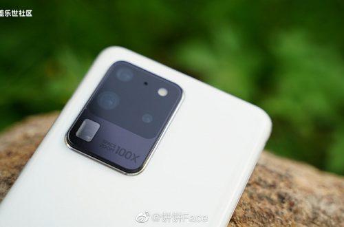 Новая версия Samsung Galaxy S20 Ultra сегодня поступает в продажу в Китае