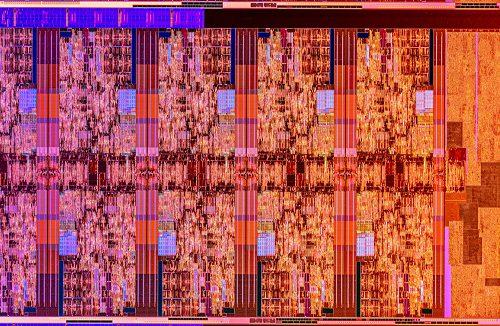Так выглядит новый 10-ядерный кристалл Intel для топовых процессоров Comet Lake