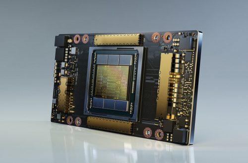 Теперь с новым графическим процессором Nvidia поколения Ampere всё ясно. Компания представила ускоритель A100 на его основе