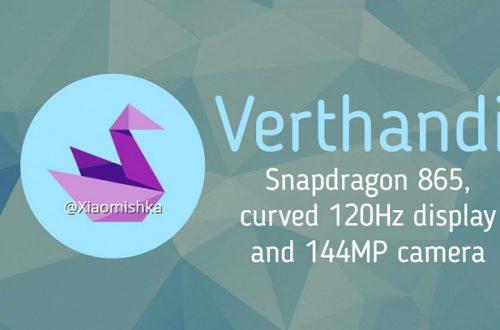 144 Мп, 120 Гц и Snapdragon 865. Таким будет новый флагман Xiaomi