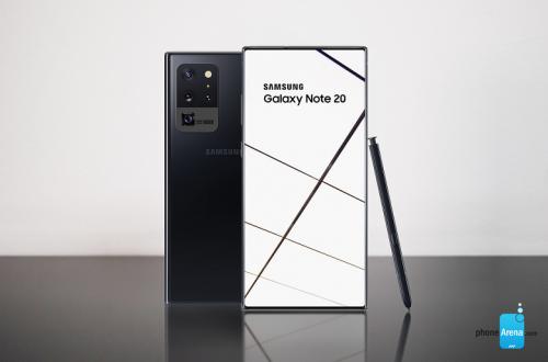 Когда-то у Samsung всё было иначе. Старшая модель линейки Galaxy Note20 может оказаться компактнее старшей модели линейки Galaxy S20