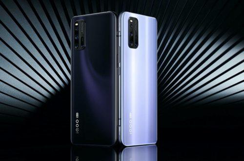 Первый в мире смартфон c новейшей SoC Dimensity 1000+ и двумя SIM-картами 5G