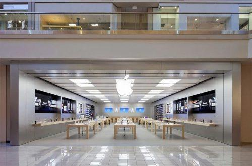 На следующей неделе начнут возобновлять работу магазины Apple в США