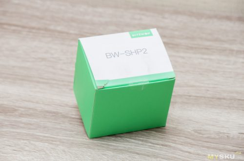"""Умная"" Wi-Fi розетка BlitzWolf BW-SHP2"