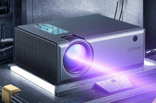 LCD проектор Blitzwolf BW-VP1 за $74.99