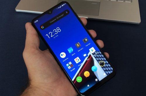Смартфон Elephone E10: Helio P22, камера 48 Мп, NFC