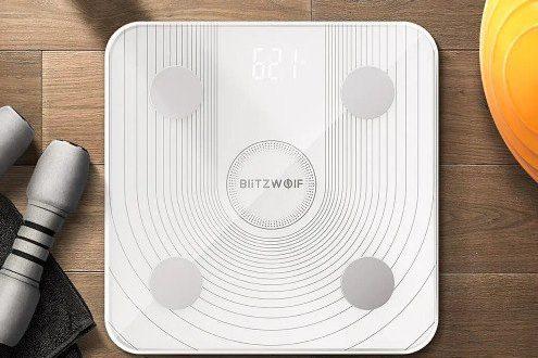 Умные напольные весы BlitzWolf® BW-SC1 за $25.99