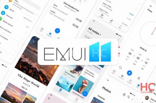 Huawei готовит пользователей к большому обновлению EMUI 11. Ранний доступ на смартфонах Huawei P40