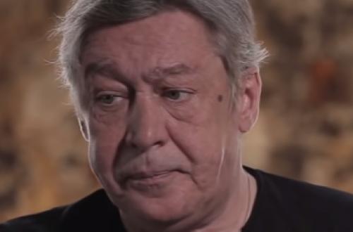 Михаил Ефремов бросил пить на карантине