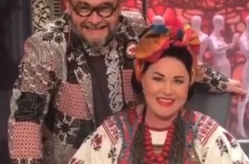 Надежда Бабкина и Александр Васильев впервые вышли на работу (фото)