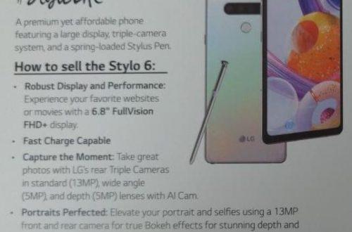Телефон со стилусом для экономных. LG Stylo 6 ничего не сможет противопоставить Samsung Galaxy Note20