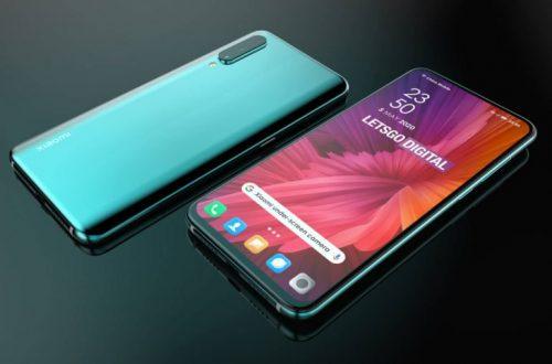 Как выглядит Xiaomi со скрытой под экраном камерой. Исходя из патента