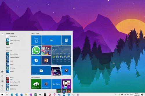 Microsoft всё закончила и готова обновлять Windows 10 по-крупному. Что нового