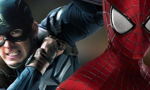 Как Крис Эванс выглядит в роли Человека-паука