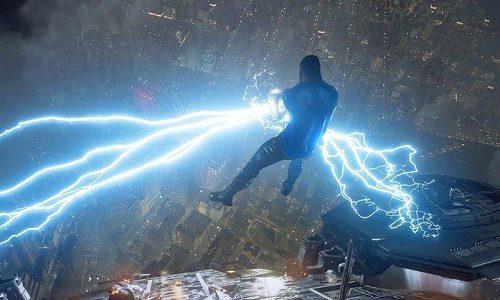 Первый реальный геймплей Marvel's Avengers