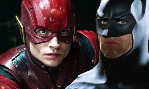 Майкл Китон появится в костюме Бэтмена в киновселенной DC
