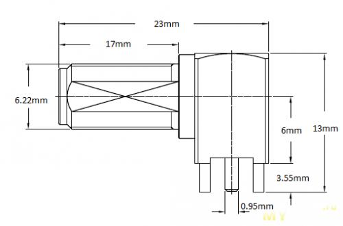 Длинные SMA разъемы для NWT-502