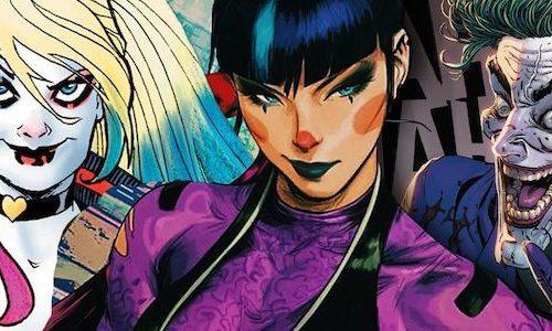 DC раскрыли происхождение новой девушки Джокера, Панчлайн