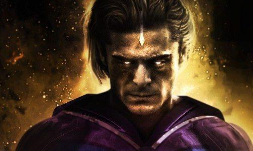 Адам Уорлок на фан-постере «Стражей галактики 3»