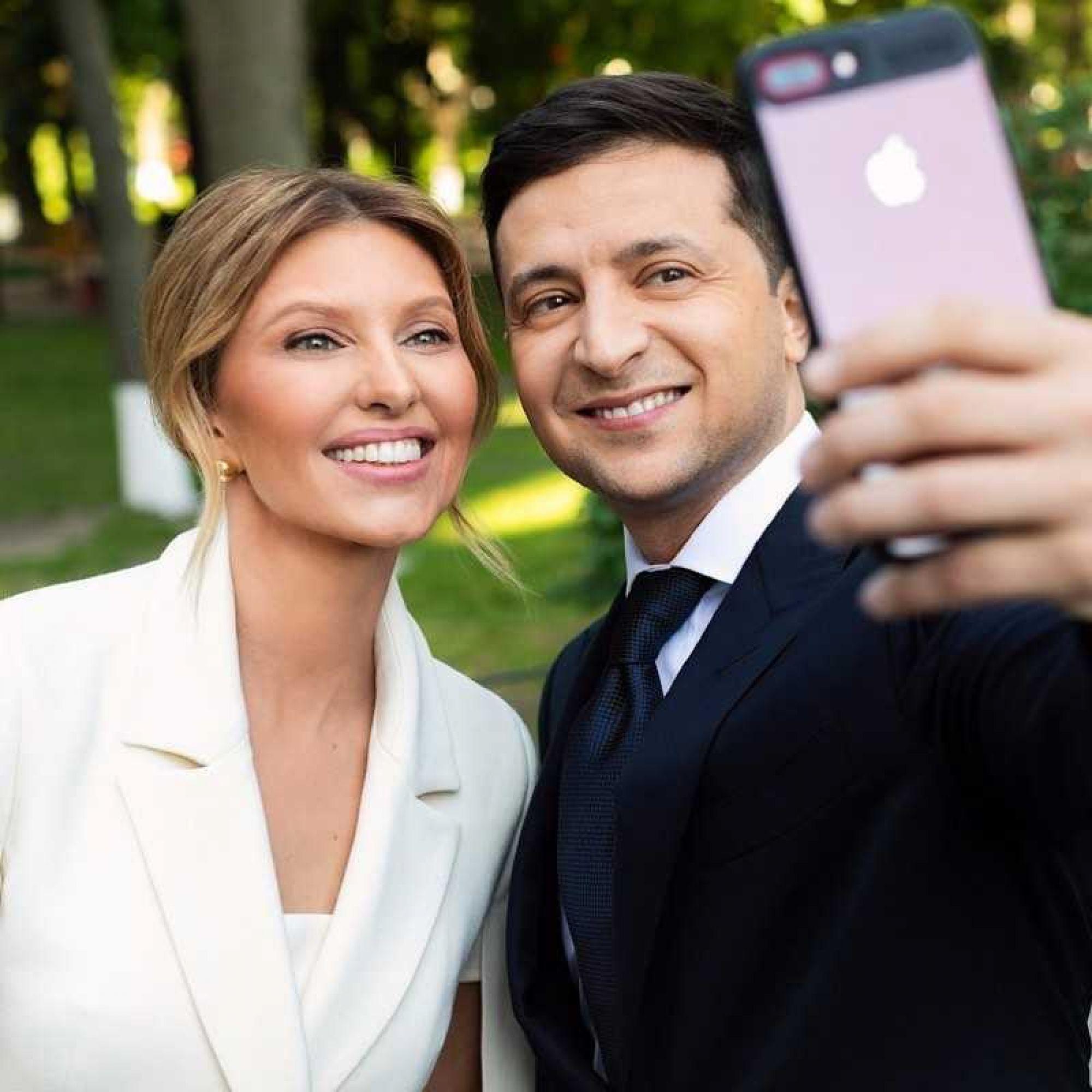 Супруга Владимира Зеленского заболела коронавирусом