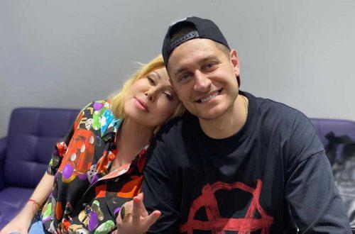 «Люба, Любонька, целую твои губоньки»: Любовь Успенская и Давид Манукян готовят для фанатов сюрприз
