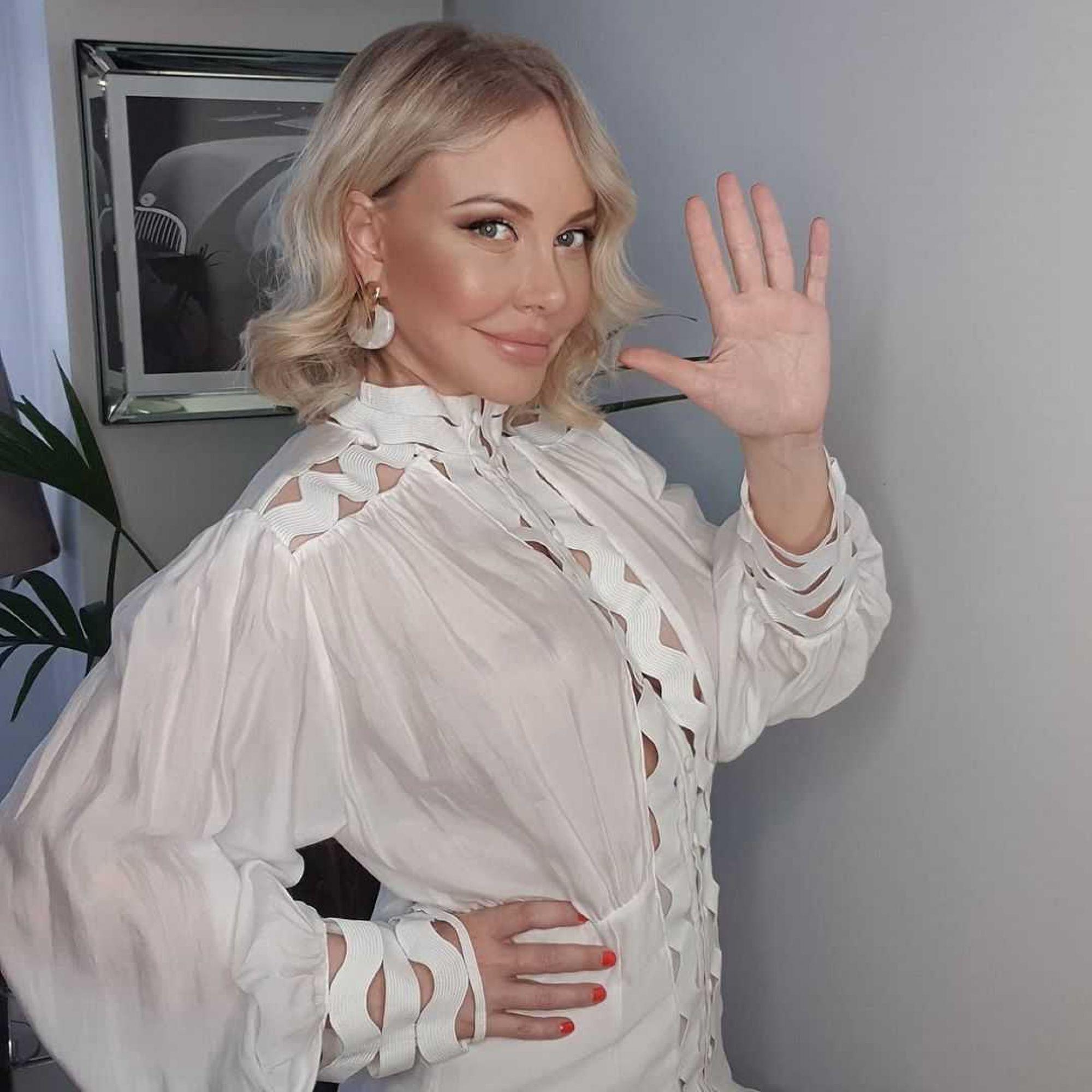 Маша Малиновская изменила внешность с помощью пластики лица
