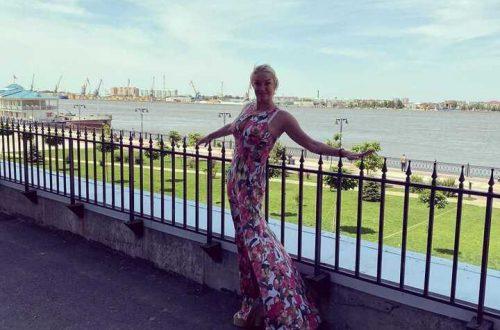 Анастасия Волочкова хочет сменить прописку