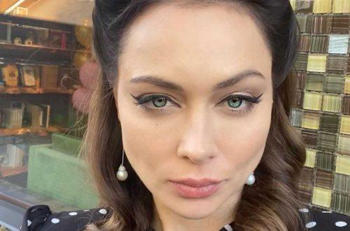 Настасья Самбурская показала свою «мужскую» версию